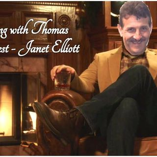 An evening with Thomas : Janet Elliott