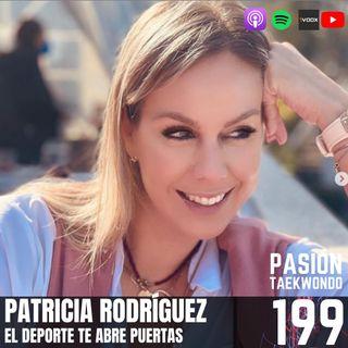 Patricia Rodríguez: El deporte te abre puertas