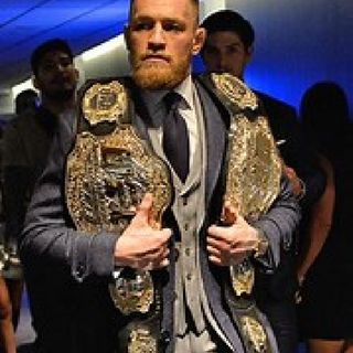 Episode 31 - Connor McGregor