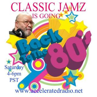 Classic Jamz *Back to the 80's* 11-24-18