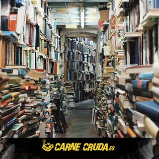 Carne Cruda - Libros contra el encierro: el bibliotecario de los presos y los mayores (#822)