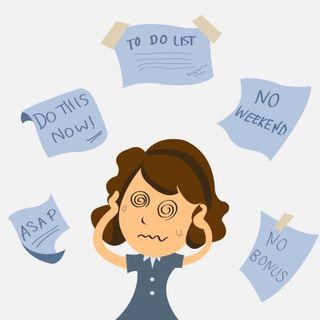 Top 5 ways to reduce stress at work