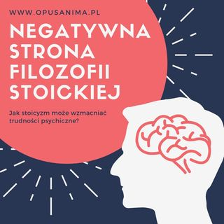 Negatywna strona filozofii stoickiej