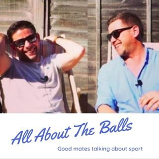 Guys Being Guys Sports Podcast - Episode 6 - Late goals, Bad refs and a run out or 23?
