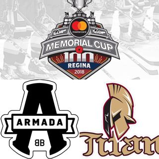 My breakdown of the Armada-Titan in the QMJHL Final, who represents the Q in the MasterCard Memorial Cup