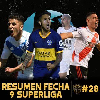 11contra11 #28 Resumen Superliga Fecha 9