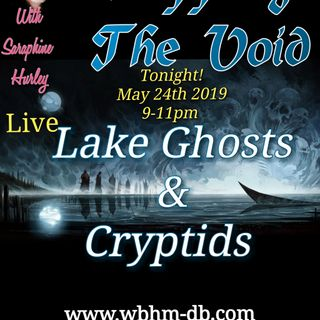 Lake Ghosts & Cryptids
