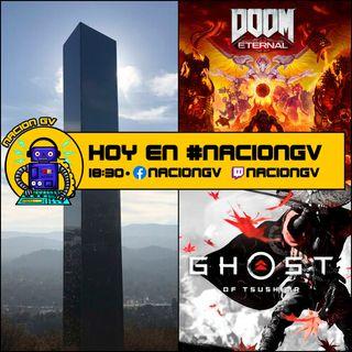 Los goty pt.3 - Doom y Ghost of Tsushima - 6 de diciembre