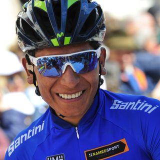 Nairo Quintana, tras la 6ª etapa de la Tirreno-Adriático