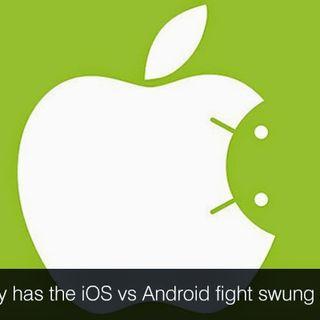 Podcast 3: ¿Realmente vale la pena pelear por ellos? La eterna pelea entre iOS y Android