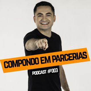Podcast  VINE SHOW | EP#003 - COMPONDO EM PARCERIA