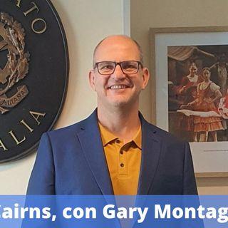 Ep.188 - Vivere a Cairns, con Gary Montagner
