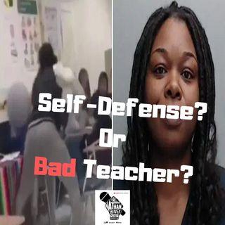 11/12/19   Self-Defense Or Bad Teacher?, Murders In Cincinnati