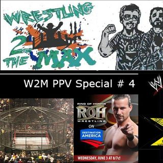 W2M Special # 4:  WWE E Chamber Review