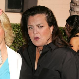 Lock Up Rosie O'Donnell!