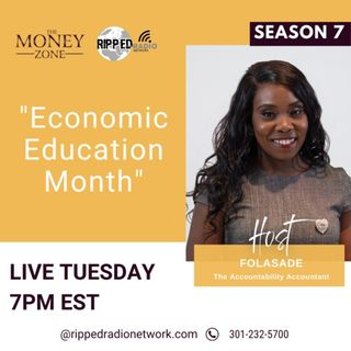 New Podcast!!! How to Build Generational Wealth #nationaleconomicmonth