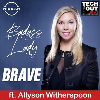 BRAVE: NISSIAN ft VICE PRESIDENT, MARKETING COMMUNICATION,  ALLYSON WITHERSPOON