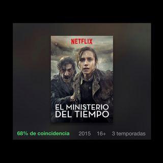 El Ministerio del Tiempo en Netflix ¿o La Casa de Papel?