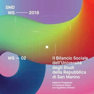 SMDWS18 - Federica Fragapane e Francesco Majno