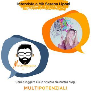 Intervista Mir Serena Liponi - imparare a imparare