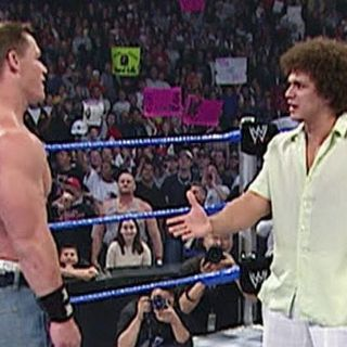 WWE Rivalries: John Cena vs. Carlito