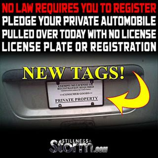 No Registration, License, Insurance Required To Travel