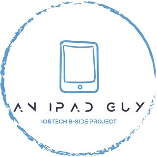 An iPad guy