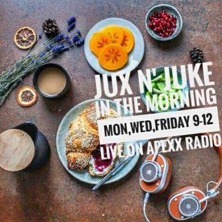 Jux n' Juke In The Morning Ep. 39 (Mon Sep 18)