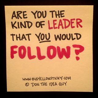 Kind Of Leader : BYS 189