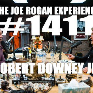#1411 - Robert Downey Jr.