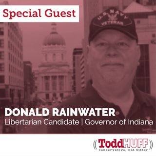 Donald Rainwater | Libertarian Candidate for Indiana Governor