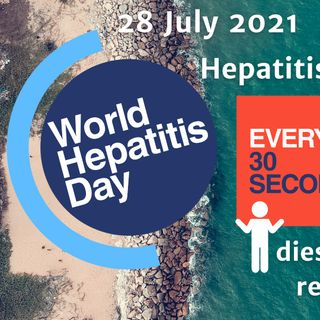 Each Day About 3000 People Die From Hepatitis B or C - Get Tested & Save Your Life!