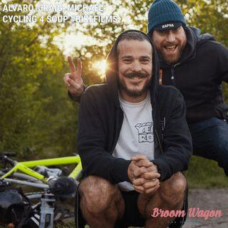 Alvaro, Craig, Michael Cycling 4 Soup #cycling4soup