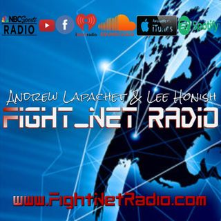 STR8 FIRE w/Andrew Lapachet! Raiders, Mayweather, Kovalev, Canelo, Joshua, Ruiz, Chavez Jr and firing guns!