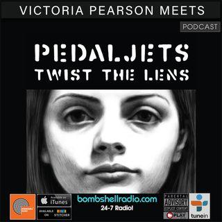 Victoria Pearson Meets The Pedaljets