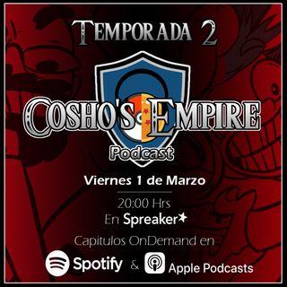 Cosho's Empire #21: Hijos Del Invierno (Parte 1)