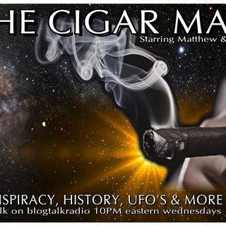 THE CIGAR MAN