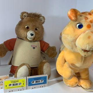 Retro cast toys
