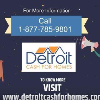 Detroit Cash For Homes