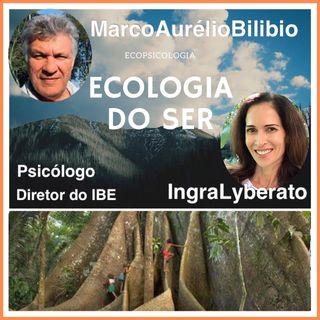 Podcast: Ecopsicologia e Ecologia Profunda com dr. Marco Aurélio Bilibio