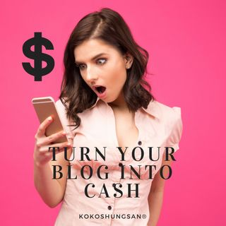 Turn Your Blog Into Cash with Affiliate Marketing