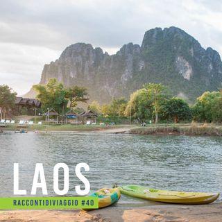 #40_st2 Laos: il paradiso dei backpackers raccontato da Claudia Moreschi