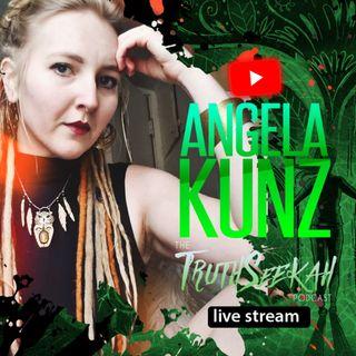 Rap'e, Kambo Frog Medicine and Plant Teachers | Angela Kunz