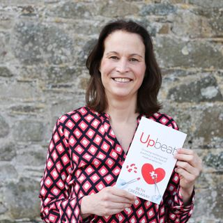 Upbeat CHD Thriver, Author and Motivational Speaker, Beth Greenaway!