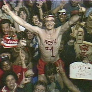 TGT Presents On This Day: March 14, 1983, N.C. State upsets Virginia to win the ACC Tournament