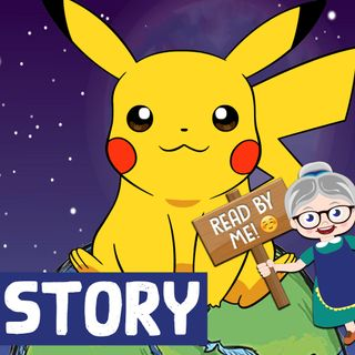 Pokemon Story - Following Pikachu