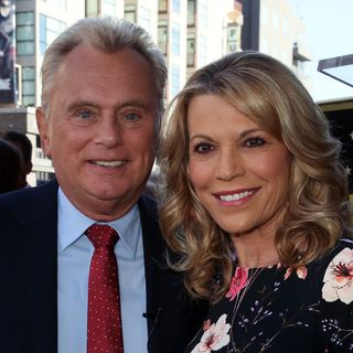 """Wheel Of Fortune"" host Pat Sajak!"