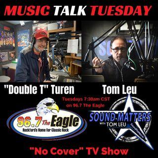 """(Music Talk Tuesday): """"No Cover"""" TV Show"""