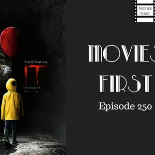 It - Movies First with Alex First Episode 250