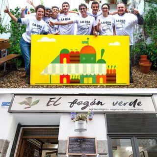 Como llevar la dieta planetaria en la ciudad: los supermercados y restaurantes cooperativos #2.25 Alimentos con futuro